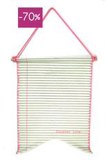 Wimpel vlag in giftbox-Forever Love