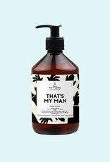 The Gift Label Body Wash Men-That's my man