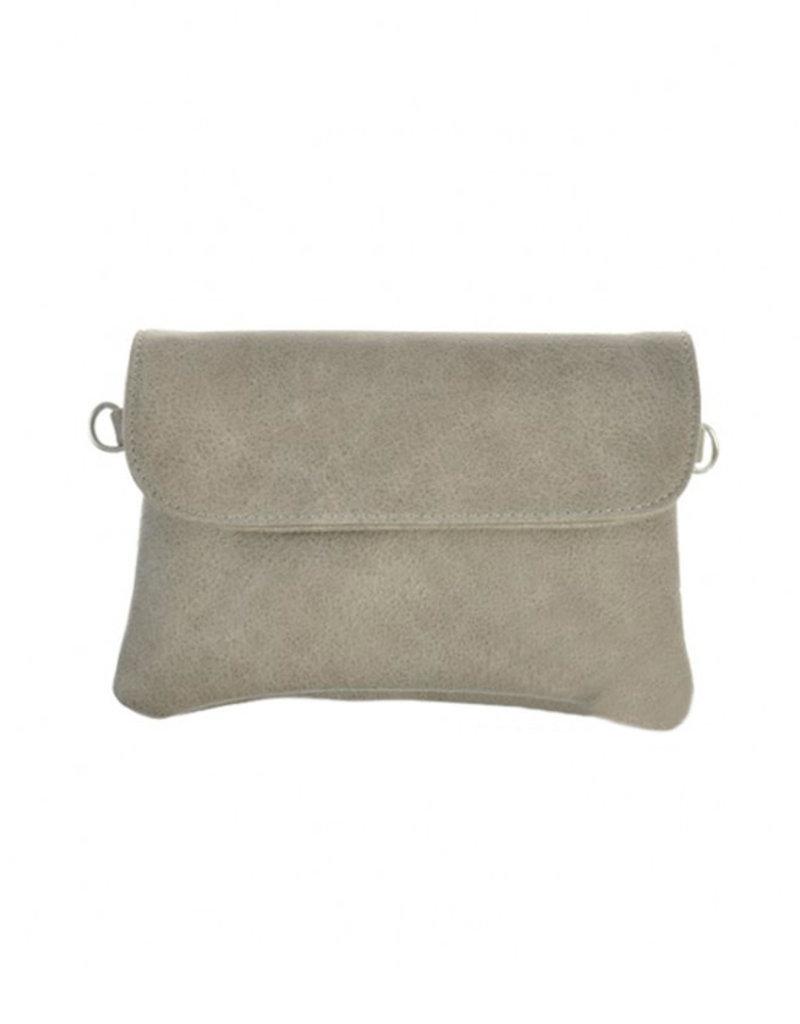 Clutch Flap Structure-grey