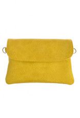 Clutch Flap Structure-mustard