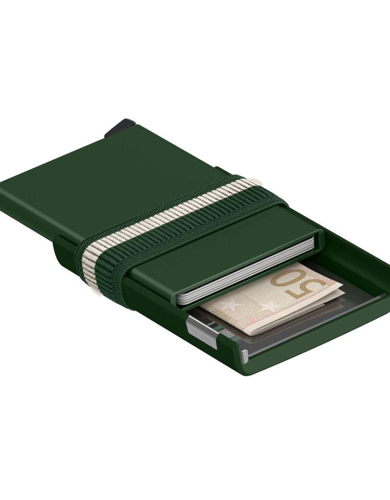 Secrid Card Slide-green