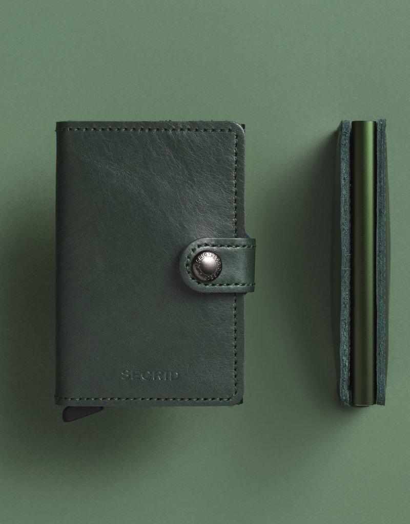 Secrid Miniwallet Original-green