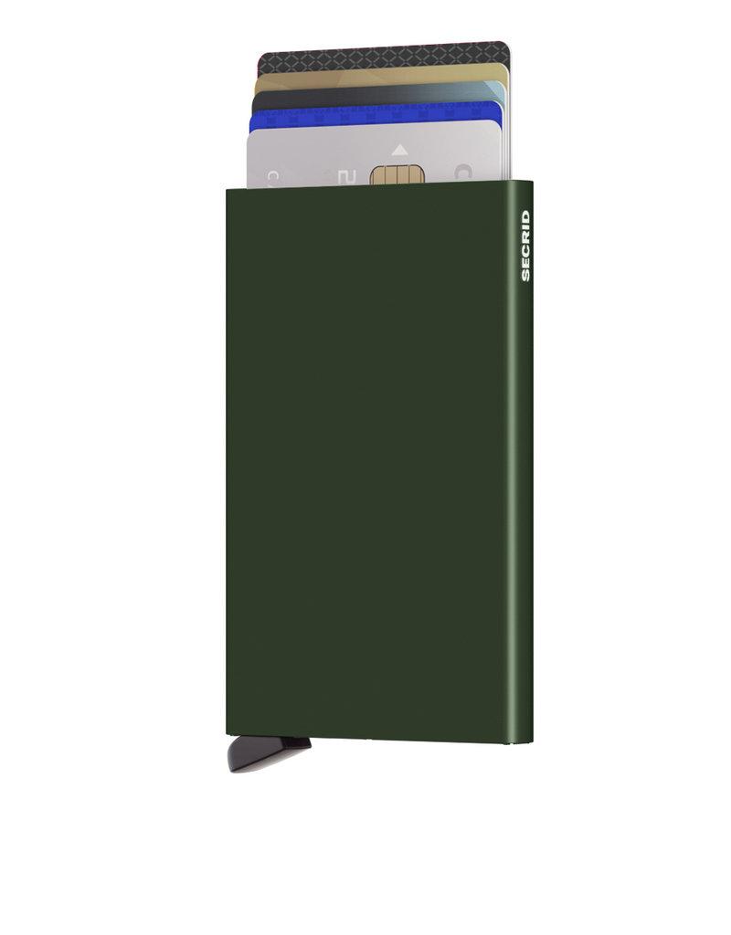 Secrid Cardprotector-green