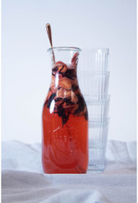 Pineut Likeur Pineut Tafelwater Aardbei/Hibiscus-Karaf 750ML