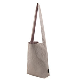 Tinne+Mia Feel Good Bag with quote-tyvek gold *special edition*