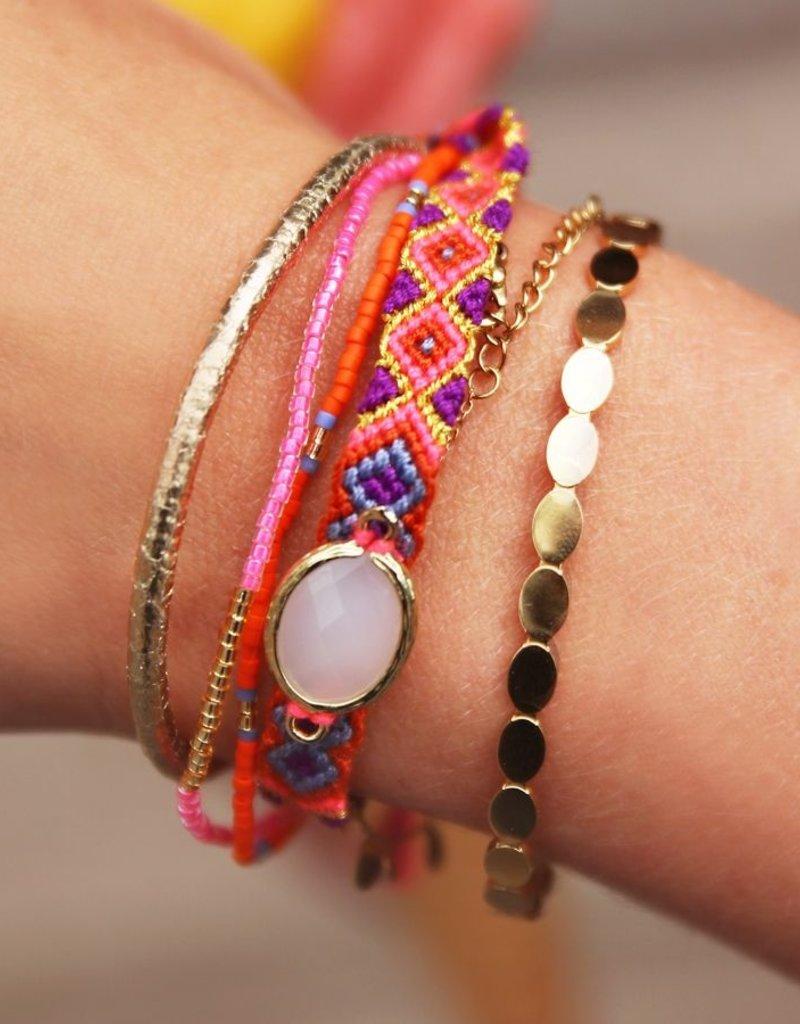 My Jewelry Bangle Ovals-silver