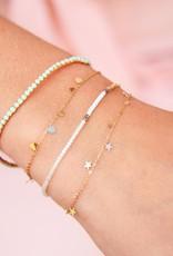 My Jewelry Armband Little Stars-silver