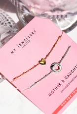 My Jewelry Armband SET Mother/Daughter-mix
