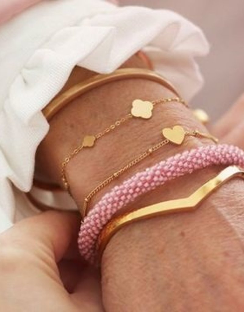 My Jewelry Armband SET Mother/Daughter-gold