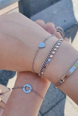 My Jewelry Armband SET Mother/Daughter-silver