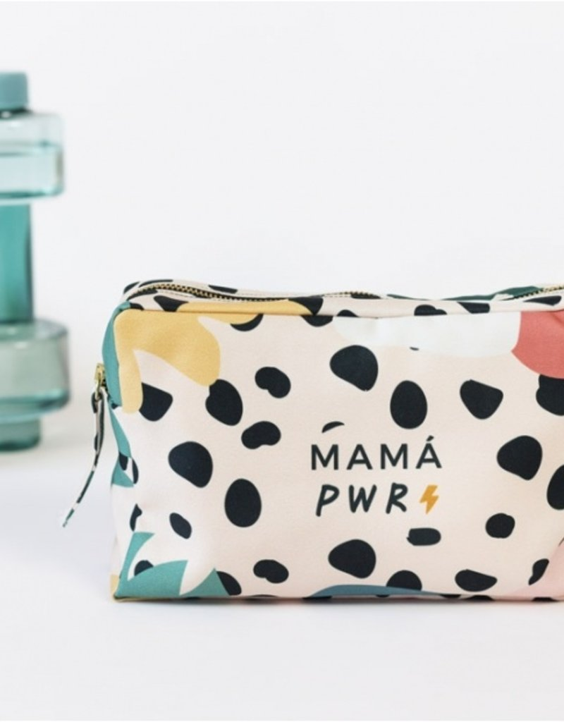 We are UO Multi Pouch/Toilettas 'Mama Power'-mix