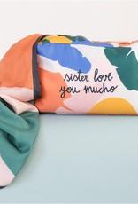 We are UO Multi Pouch/Toilettas 'Sister Love'-mix