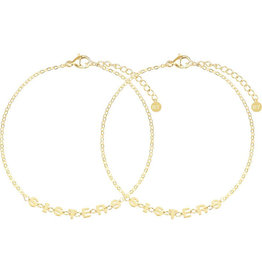 My Jewelry Armband SET Sisters-gold