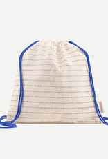 Sticky Lemon Drawstring Sportsbag Cotton-ink blue