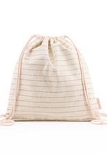 Sticky Lemon Drawstring Sportsbag Cotton-nude pink