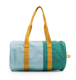 Sticky Lemon Duffle Sportsbag Vertical-retro mint / light blue