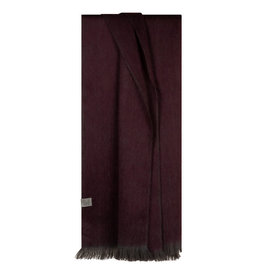 Bufandy Alpaca sjaal Fabian-mulberry purple