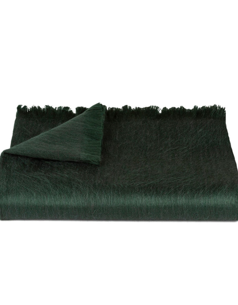 Bufandy Alpaca sjaal Fabian-emerald green