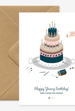 All the ways to say Wenskaart-Happy Young Birthday