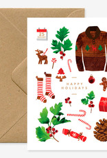 All the ways to say Wenskaart-Xmas Holidays Inventory