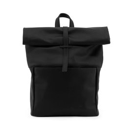 Monk & Anna Backpack HERB vegan leather-black