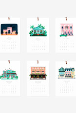 All the ways to say Kalender 2020-Dream Homes