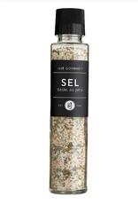 Lie Gourmet Lie Gourmet Salt-with basil/garlic/parsley