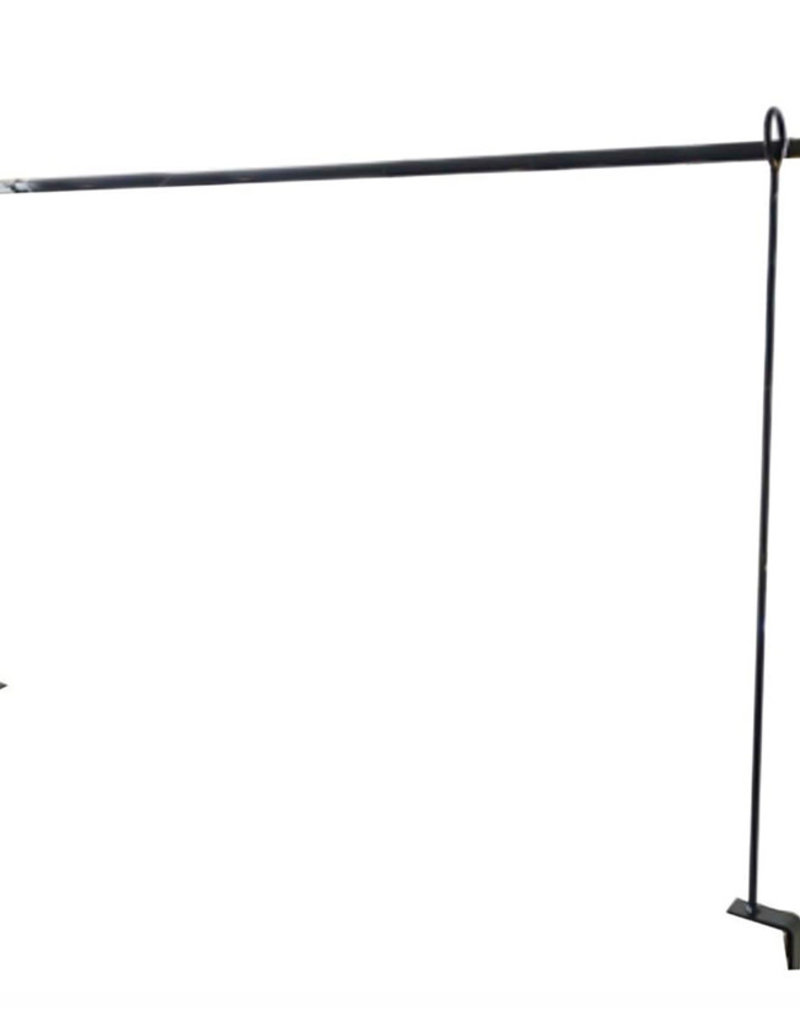 Tafelklem Decoratie 300cm-black