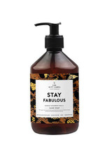 The Gift Label Handzeep-Stay Fabulous Xmas