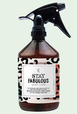 The Gift Label Homespray-Stay Fabulous (jasmin vanilla)