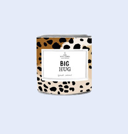 The Gift Label Geurkaars small-Big Hug (fresh cotton)