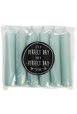 Rustik Lys Candles Perfect Day 5pcs.-soft green