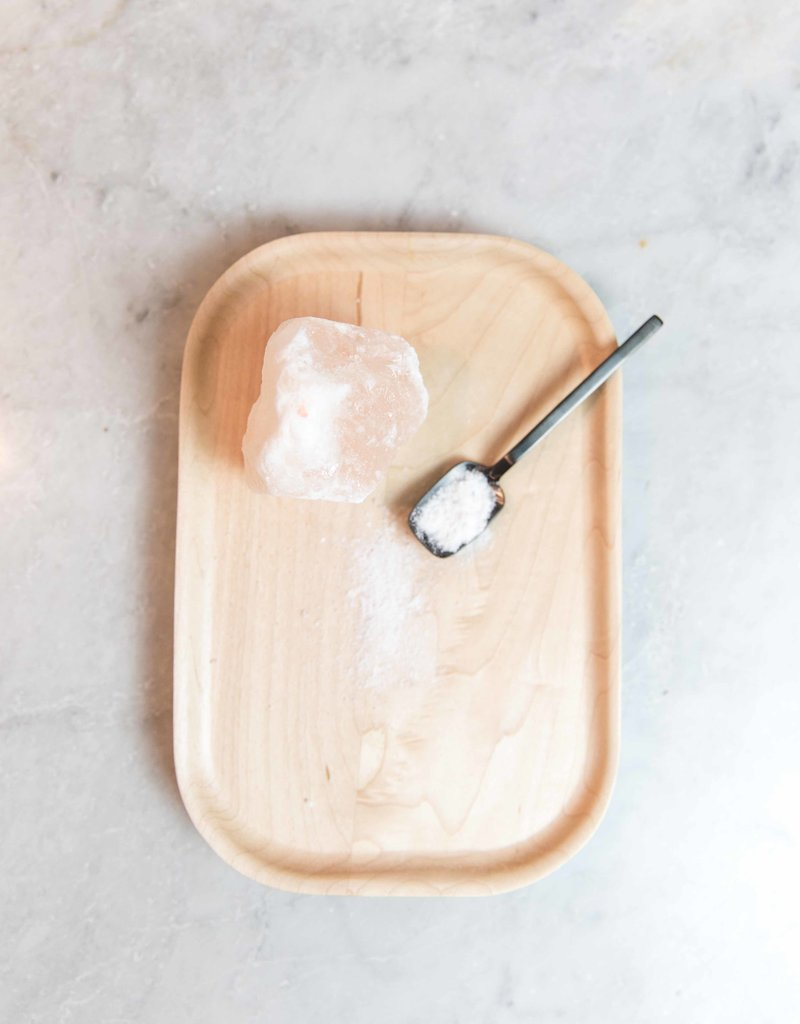 The Gift Label Kitchen Shave Salt-You Rock
