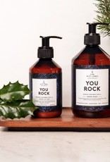 The Gift Label Xmas Giftbox-You Rock (handzeep+handlotion)