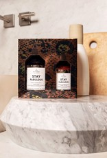 The Gift Label Xmas Giftbox-Stay Fabulous (handzeep+handlotion)