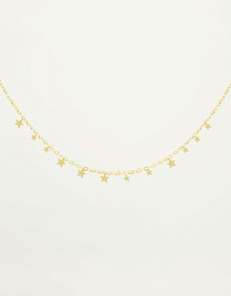 My Jewelry Ketting Little Stars-gold