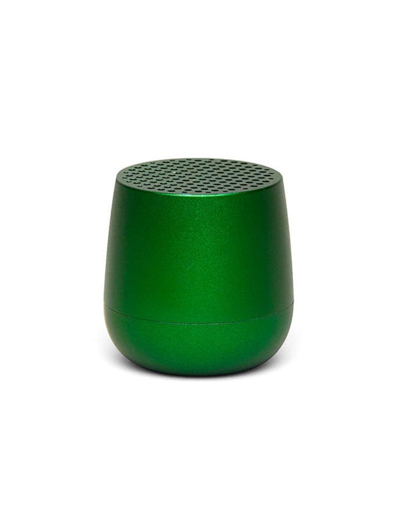 Lexon Mino geluidsbox-green