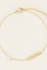 My Jewelry Armband Dream & Moon-gold