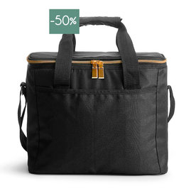 City Cooler bag large-black