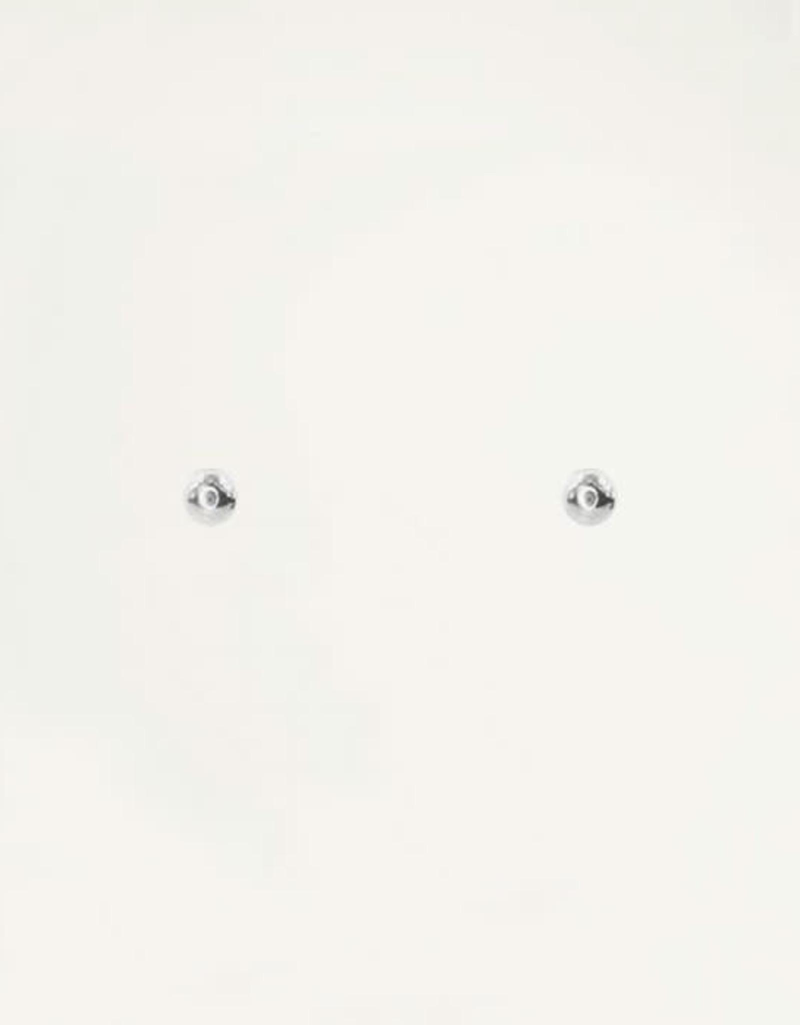 My Jewelry Oorbellen Studs mini dot-silver