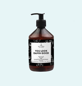 The Gift Label Body Wash Men-You Look Damn Good