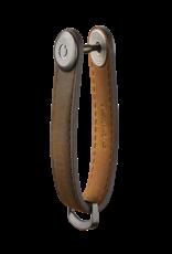 Orbitkey Orbitkey 2.0 Crazy Horse Leather-oak brown