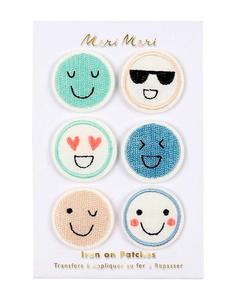 Meri Meri Patches-Emoji
