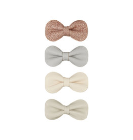 Mimi & Lula Haarspeldjes Clip Bow-pastel