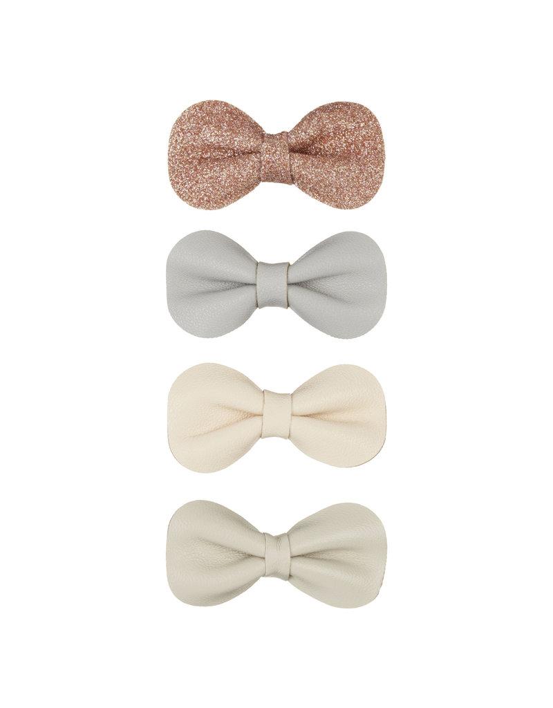 Mimi & Lula Haarspeldjes Clip Bow-pastel