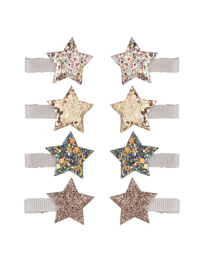 Mimi & Lula Haarspeldjes Clip Starlight-glitter