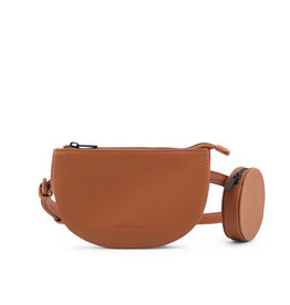 Monk & Anna Handtas TOHO Beltbag-burnt orange