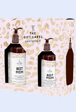 The Gift Label Giftbox-Best Mom (handzeep+handlotion)