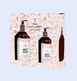 The Gift Label Giftbox-Best Mom (handzeep+handlotion)