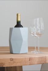 Atelier Pierre Facet Wijnkoeler-eucalyptus blue
